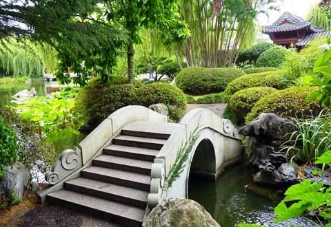Секреты создания сада в китайском стиле