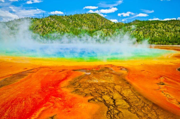 15 самых красочных мест на нашей планете