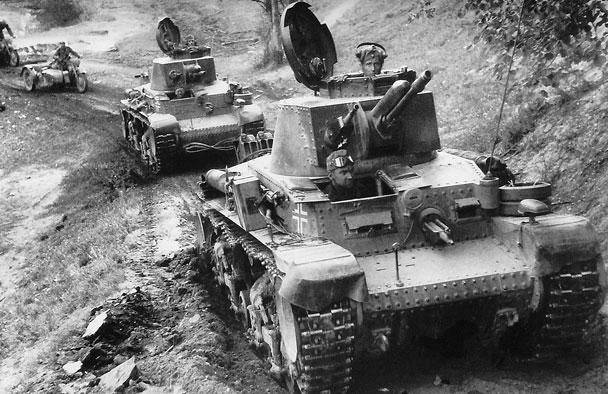 """Помощь чехословацких """"друзей"""" богемия, вермахт, моравия, оружие, пулемет, танки, чехия"""