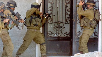 Спецназ Израиля вошел на тер…