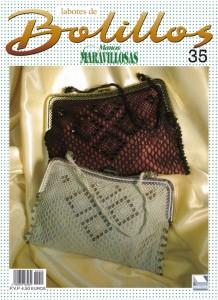 Labores Bolillos 35 (плетение на коклюшка)