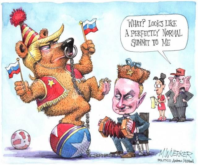 Лучшая политическая карикату…
