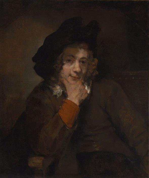 """Рембрандт. """"Титус"""""""