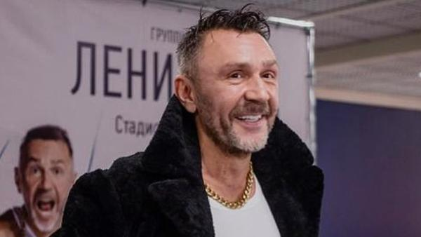 Сергея Шнурова поздравили с …