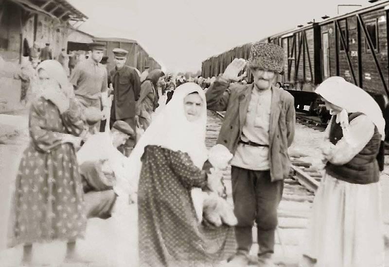 Тайны депортаций. Часть 1. И…