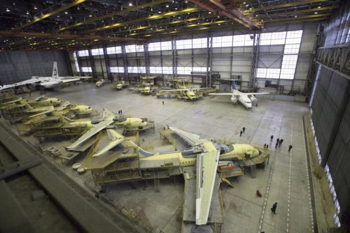 """В ГП """"Антонов"""" планируют до конца 2020 года пройти сертификацию в FAA"""