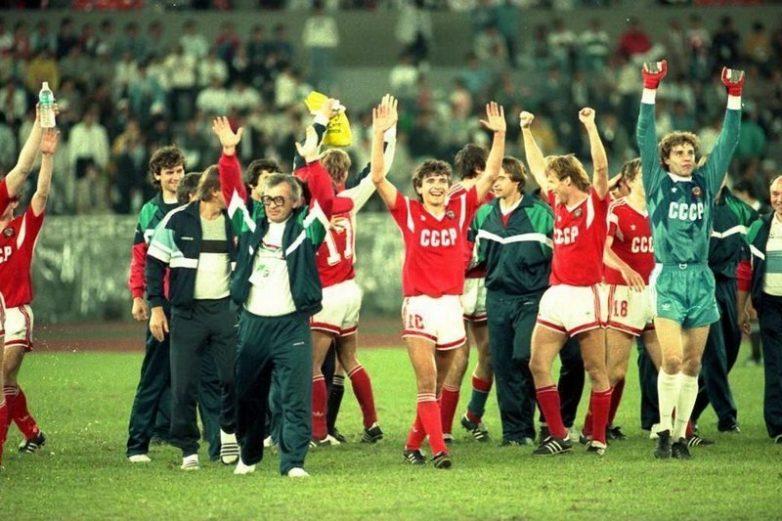 Как сборная СССР по футболу обыграла Бразилию в финале Летних Олимпийских игр