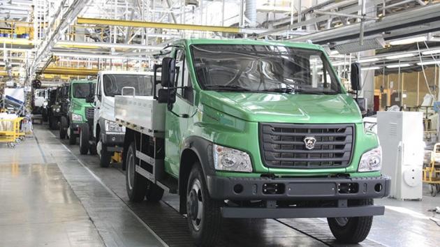 Российский ГАЗ «Next» поступил на украинский рынок