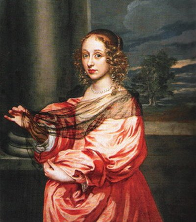 Герцогиня де Шеврез. Портрет