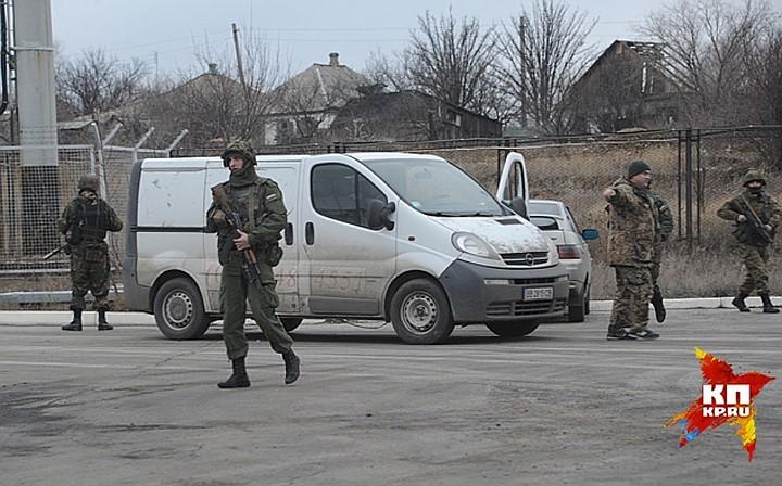 В ДНР сообщили, что взяли в …