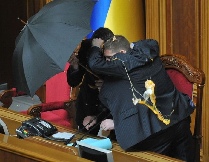 Донецк – «опасности и трудности» панов-депутатов ВР