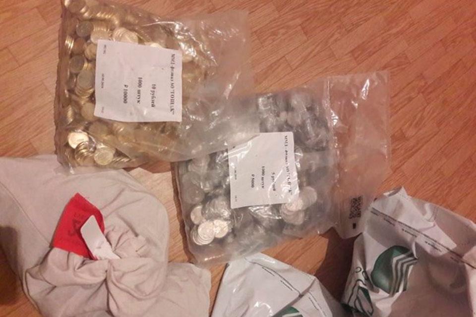 В Приамурье врачу выдали 36 тысяч рублей зарплаты монетами