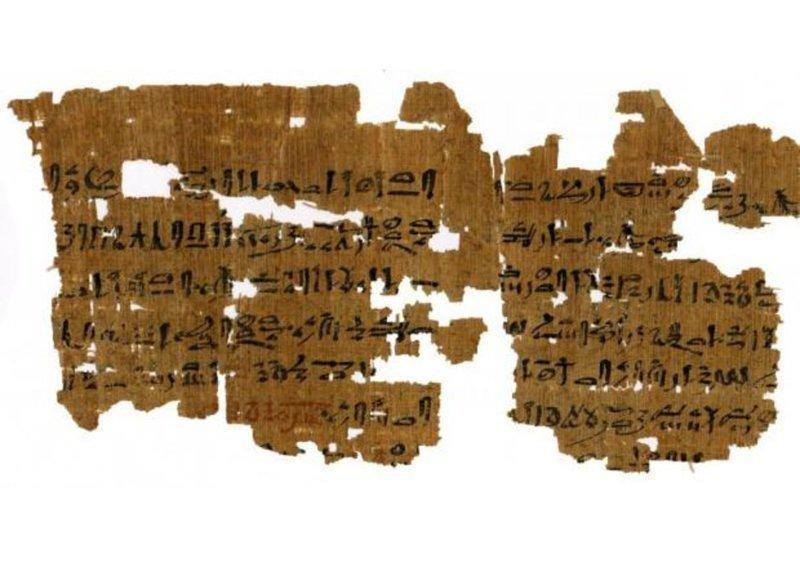 Вот как древние египтяне проводили тест на беременность