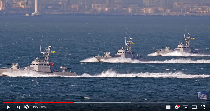 Украина закрывает часть Азовского моря из-за военных учений – журналист