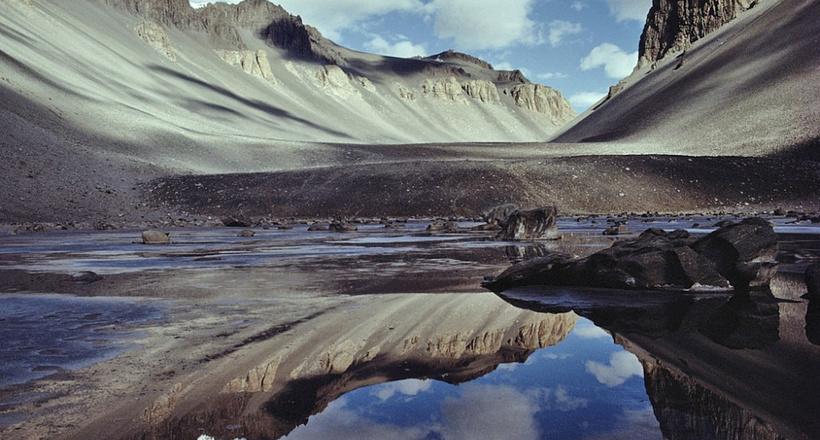 Самое соленое озеро в мире н…