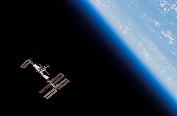 Жители России смогут наблюдать полет МКС в ночном небе до 21 июля