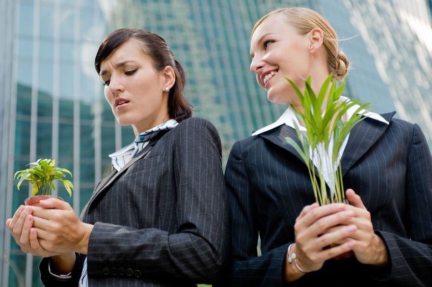 как пернстать завидовать своей более успешной подруге научат Будущие профессии: