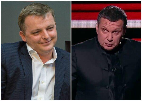 Гордей Белов застал Соловьёв…