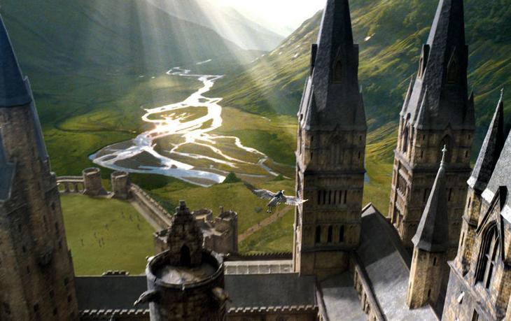 По местам съёмок Гарри Поттера