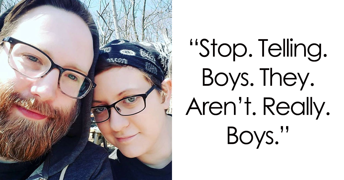 'The Way Our Culture Treats Boys Sickens Me'