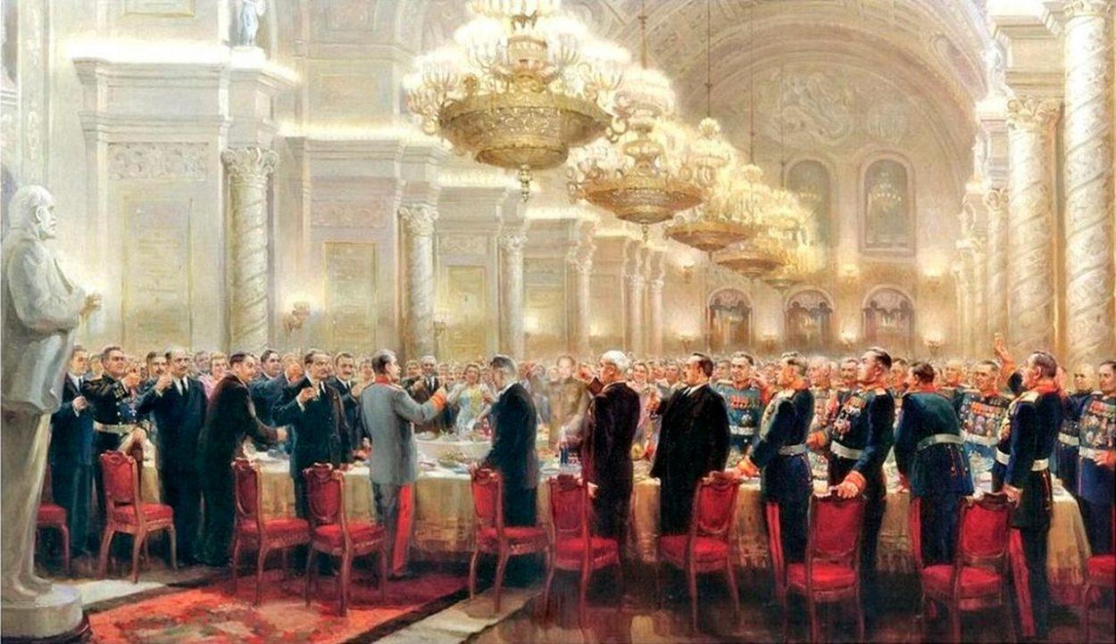 Загадочный тост Иосифа Сталина, произнесённый в честь русского народа