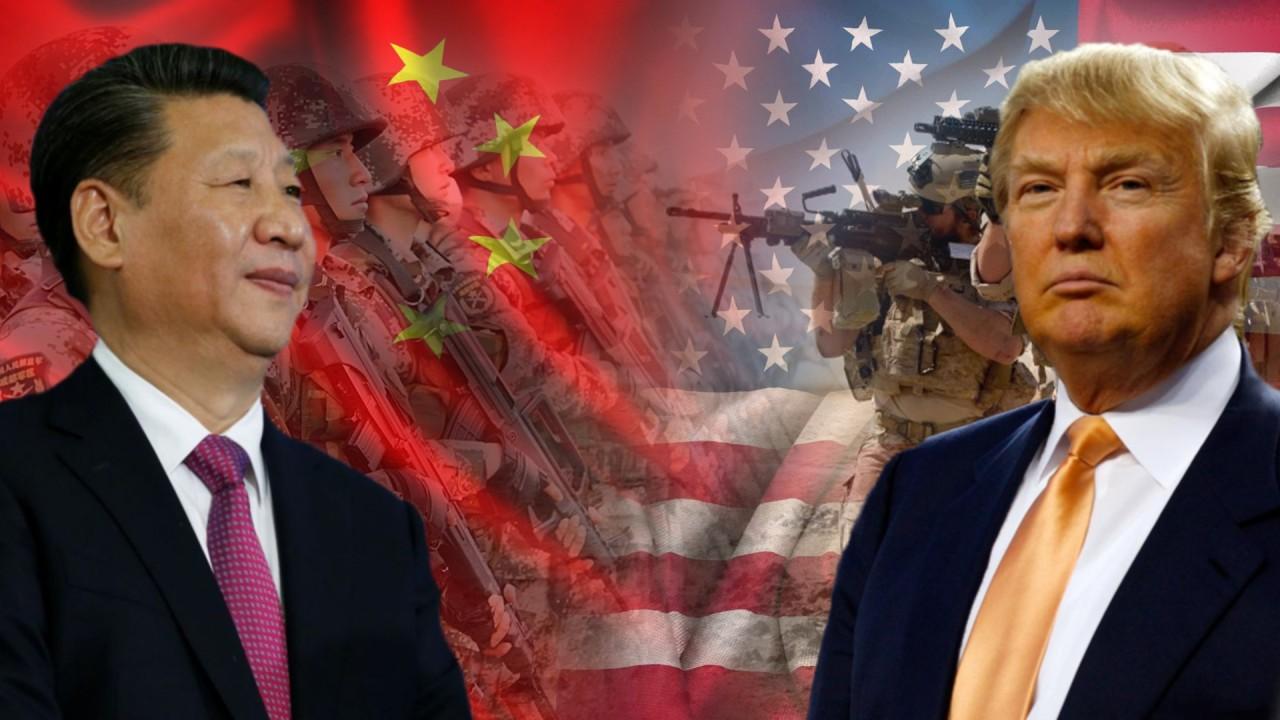 Война Китая с США, которая может начаться уже через месяц