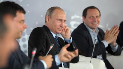 Путин: нельзя ограничивать свободу в интернете под видом борьбы с негативом