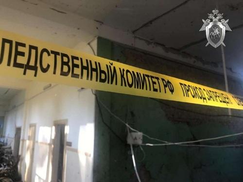 Предполагаемое место тренировок керченского стрелка проверяют полицейские