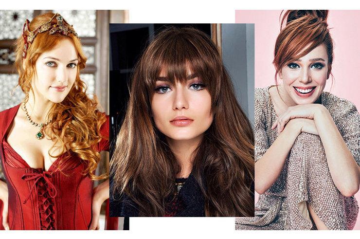 Восточные красавицы: бьюти-образы турецких актрис