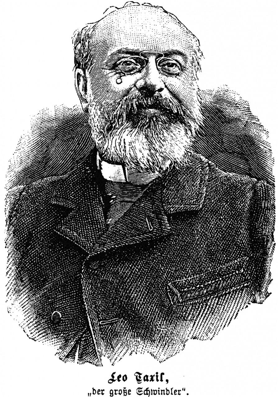 Лео Таксиль  - иезуит, памфлетист, мистификатор