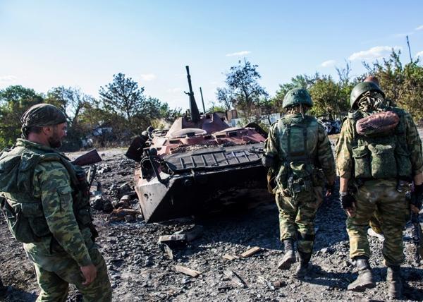 """Пятый батальон территориальной обороны """"Прикарпатье"""" с оружием дезертировал из зоны АТО"""