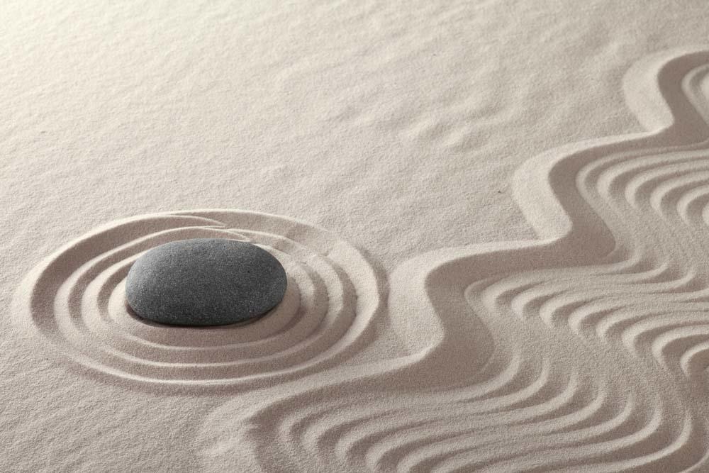 Сад камней по дзену — история, философия и руководство по созданию