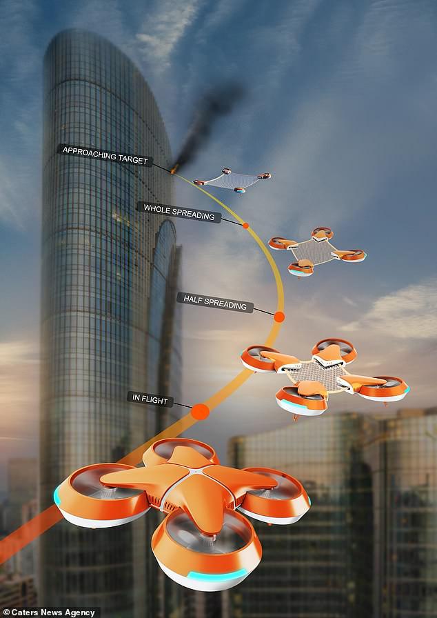Удивительные технологии будущего: дроны-спасатели