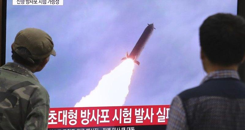 Северная Корея запустила неизвестные ракеты