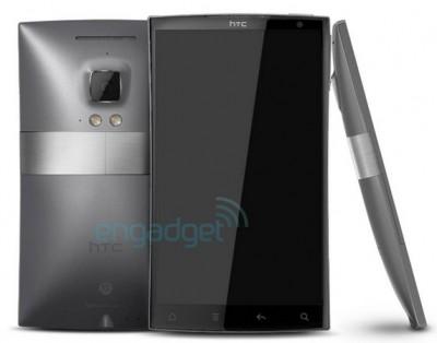 Некоторые технические данные смартфона HTC Zeta : пока неофициально