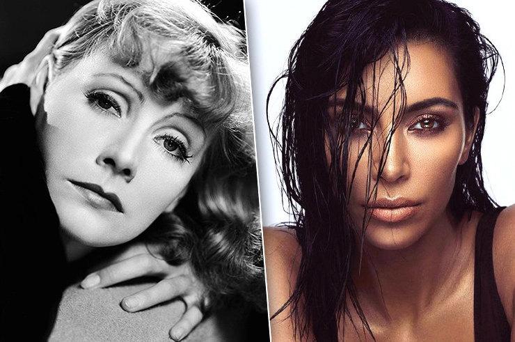 От Греты Гарбо до Ким Кардашьян: как менялись идеалы женской красоты за 100 лет