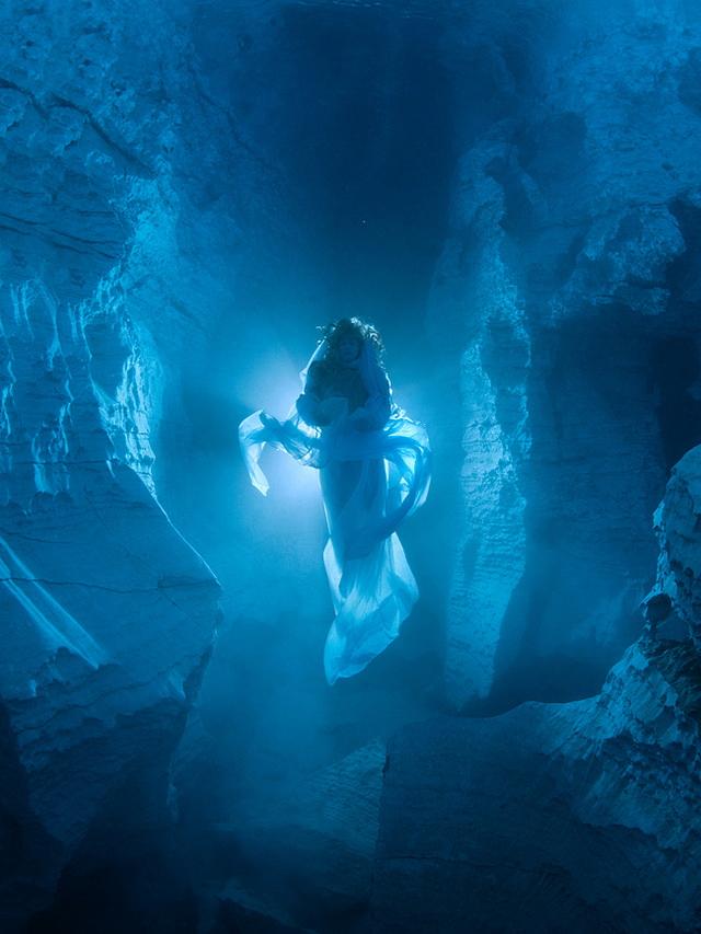 Дух Ординской пещеры.