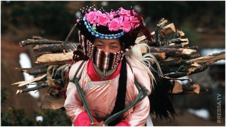 Мосо - женское царство