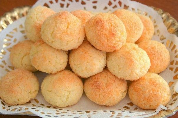 ТОП-6: лучшие рецепты печенья за 15 минут