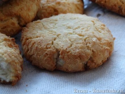 Приготовление рецепта Пряники кокосовые шаг 7