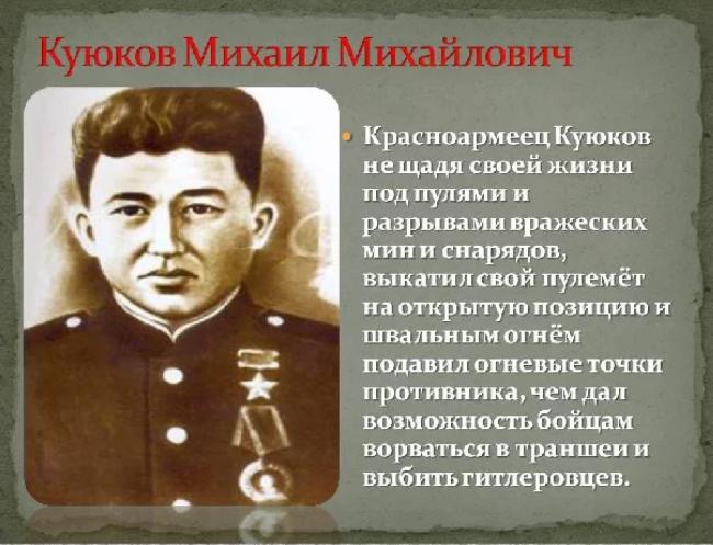 Жизнь и подвиг Михаила Куюкова