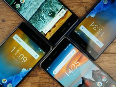 2, 3, 6, 8, 5: Nokia в строю опять