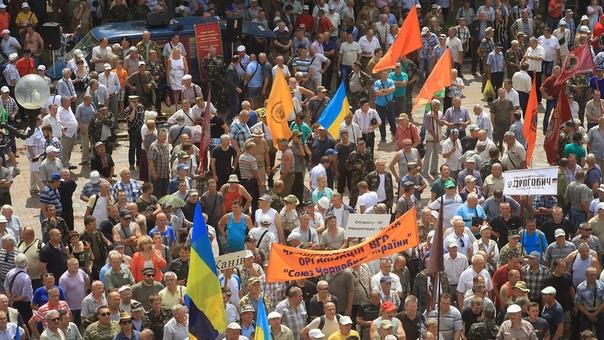Украину накрывают голодные б…