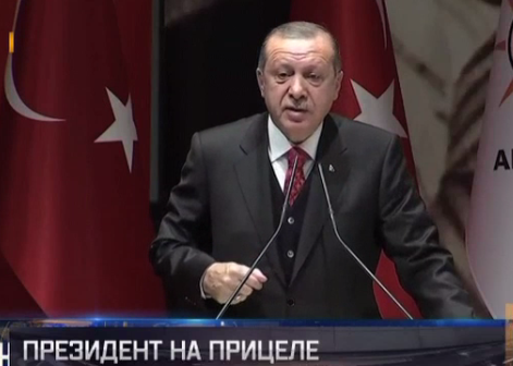 Турция отозвала военных после расстрела портрета Эрдогана на учениях НАТО в Норвегии