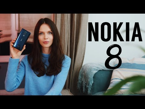 Nokia 8: Мощный, голый, традиционный