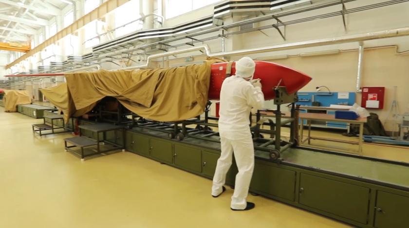 Россия испытывает ракету с ядерным двигателем