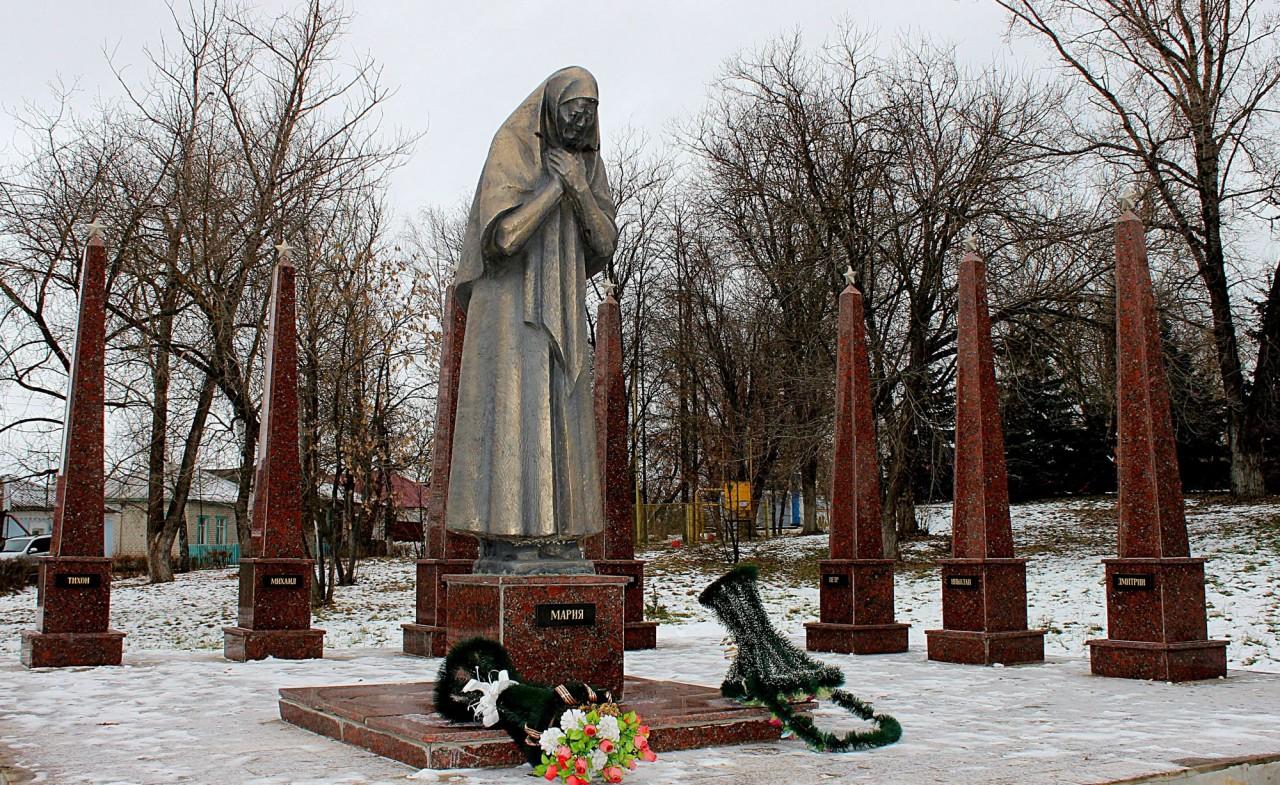 Мария Фролова, или История матери отдавшей 8 сыновей ради Победы