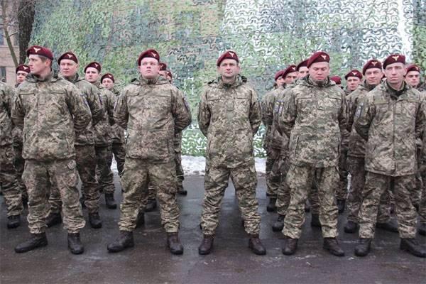 Генштаб Украины сообщает о провале плана набора контрактников в ВСУ