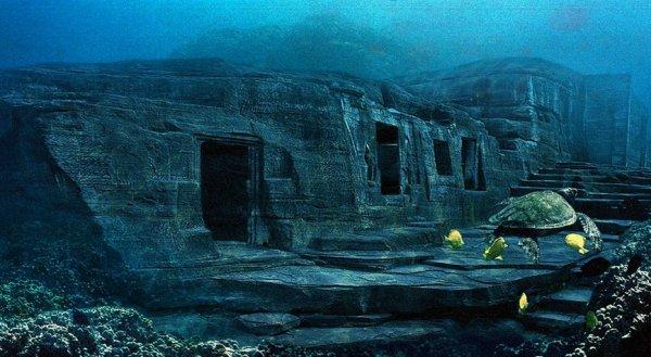 Тайна подводного города у острова Йонагуни