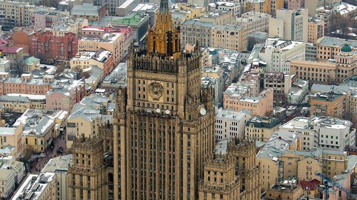 Российских дипломатов удивила реакция Запада на ответные меры России по СМИ